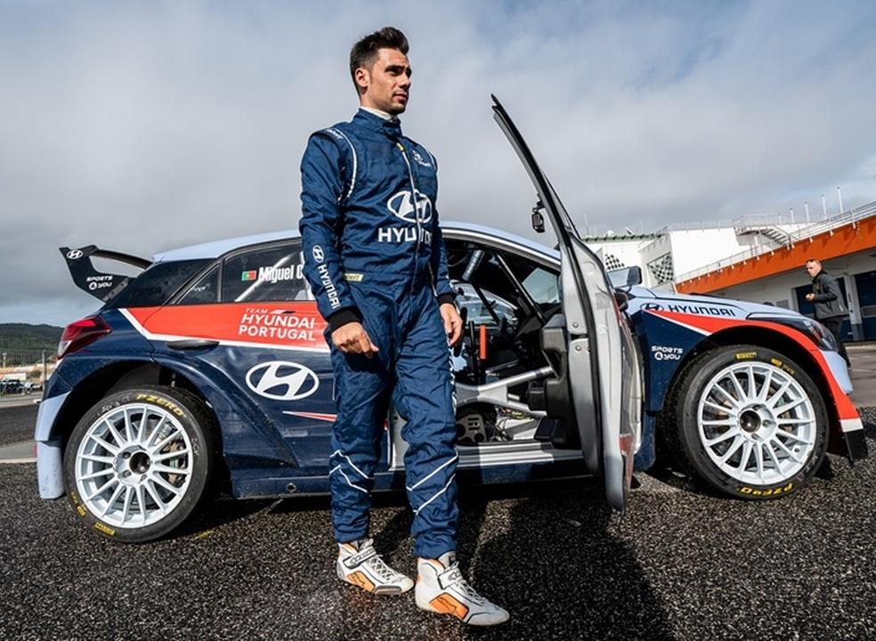 Miguel Oliveira é o novo embaixador da Hyundai