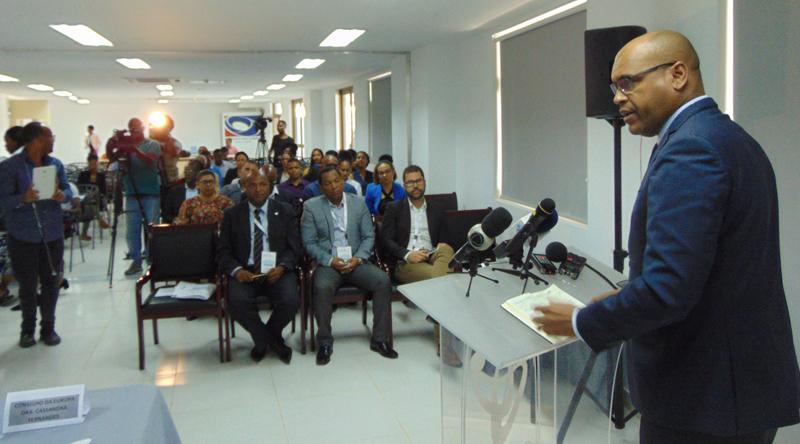 """Cabo Verde estará """"na linha da frente"""" na CPLP para defender o desporto limpo contra o doping"""