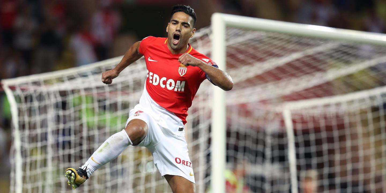 Mónaco vence Caen e está a apenas três pontos do PSG