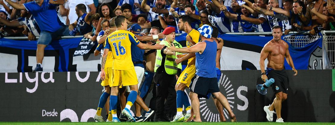Análise Portimonense-FC Porto: Marcano e coração para lá da hora, numa 2.ª parte para esquecer