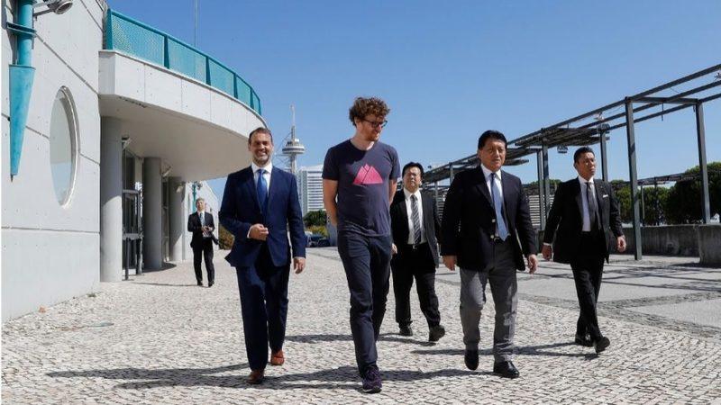 Depois de levar Web Summit ao Japão, Paddy traz Japão a Lisboa