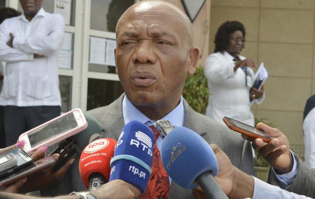 Futebol/Angola: Endiama quer rigor na gestão financeira do Sagrada