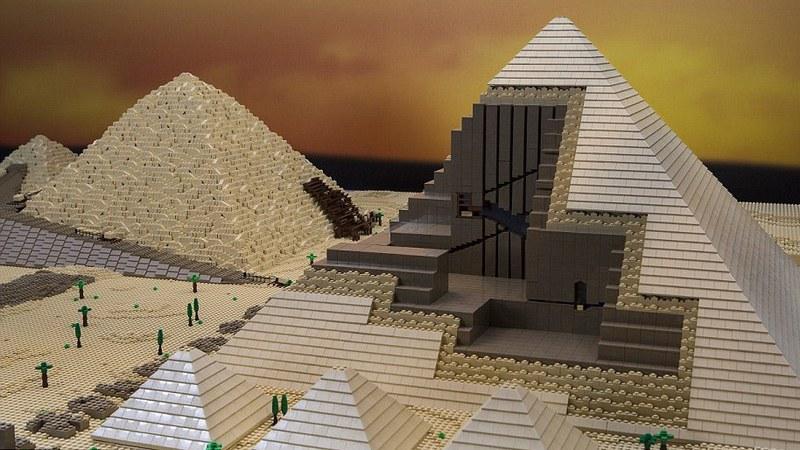 Ex-arquitecto recria os edifícios mais famosos do mundo com legos