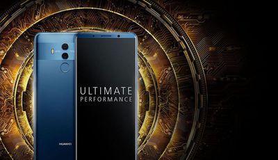 Chegou o Mate 10 Pro, o telefone da Huawei que traz assistente pessoal integrado