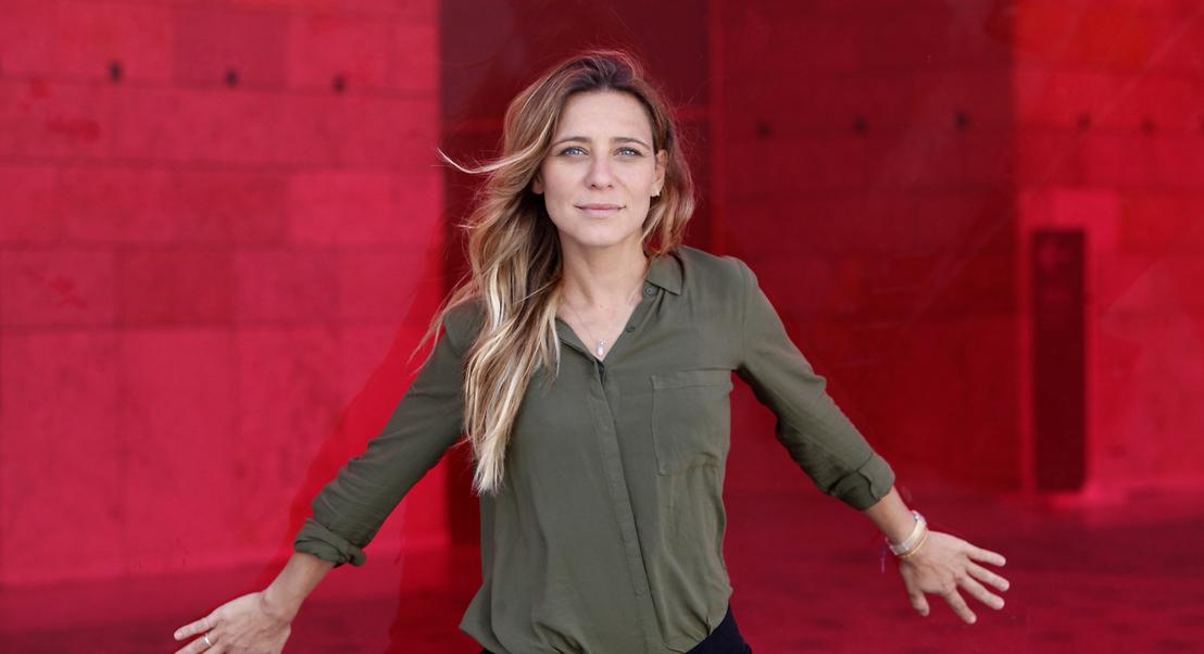 Joana Solnado: 'Viver com medo é a antítese de viver com amor'