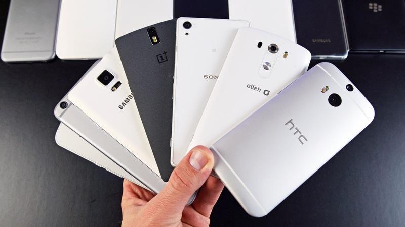 Antutu revelou a lista dos melhores smartphones de janeiro