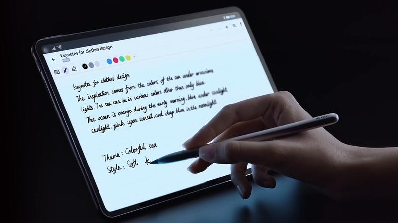 O novo MatePad Pro da Huawei promete aliar a criatividade à produtividade e já chegou a Portugal