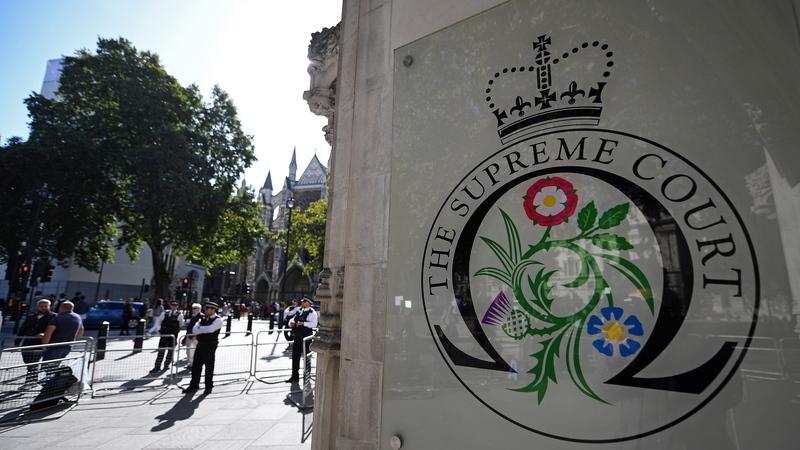 Reino Unido: Supremo Tribunal anuncia hoje decisão sobre a suspensão do Parlamento