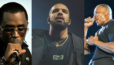 Os reis do hip-hop: Estes são os rappers mais ricos da atualidade