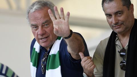 """Ricciardi: """"Não perco tempo com Bruno de Carvalho, sócios já responderam"""""""