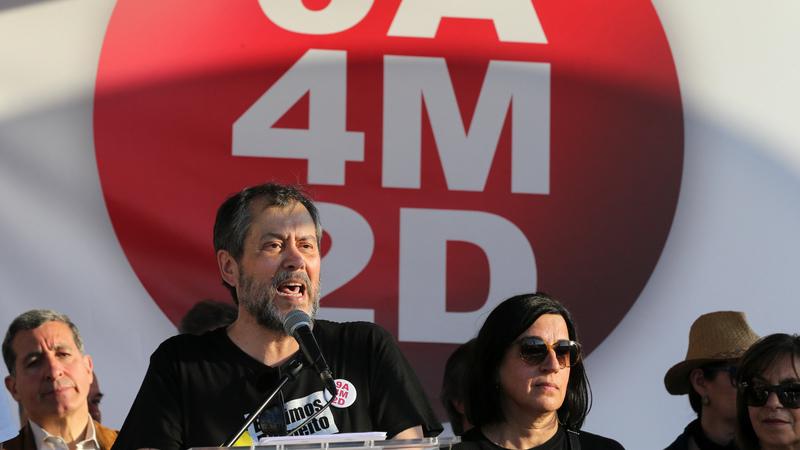 """Nogueira diz que """"hoje há menos 50 mil professores"""" do que em 2008, quando se realizou a última grande manifestação. É verdade?"""