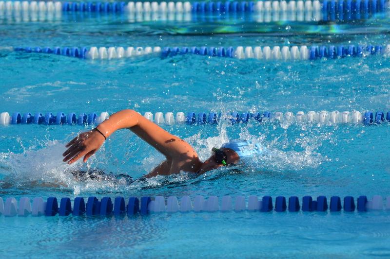 Três recordes mundiais de piscina curta batidos na China