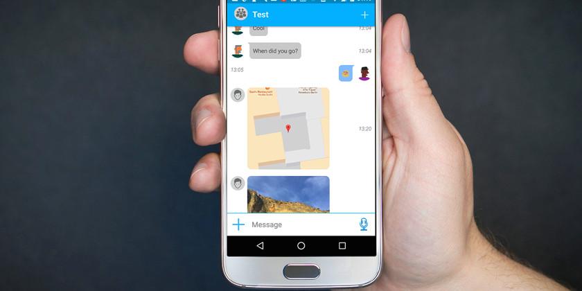 """Android vai receber ferramenta de """"chat"""" integrada na sua aplicação Messages"""