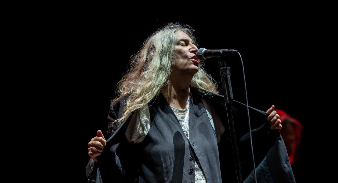 Patti Smith: Porque a noite pertence aos amantes da liberdade
