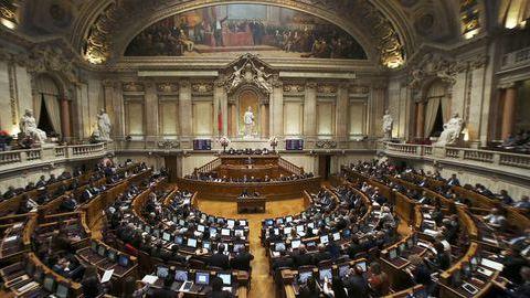 """""""Falhanço do Estado"""" nos incêndios em discussão no Parlamento"""