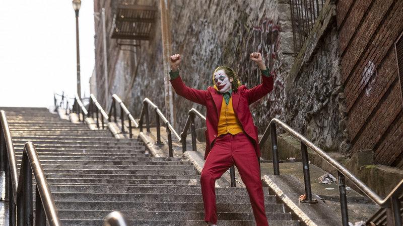"""""""Joker"""" abre conflito político na Grécia por causa de ações policiais nas salas de cinema"""