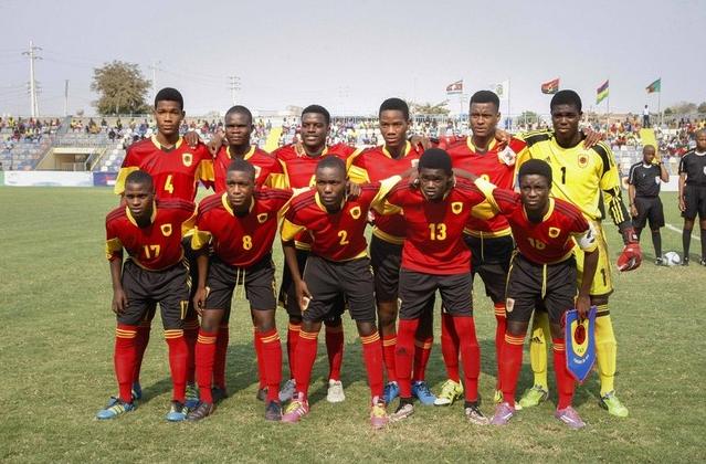 Futebol: Angola falha final da Cosafa