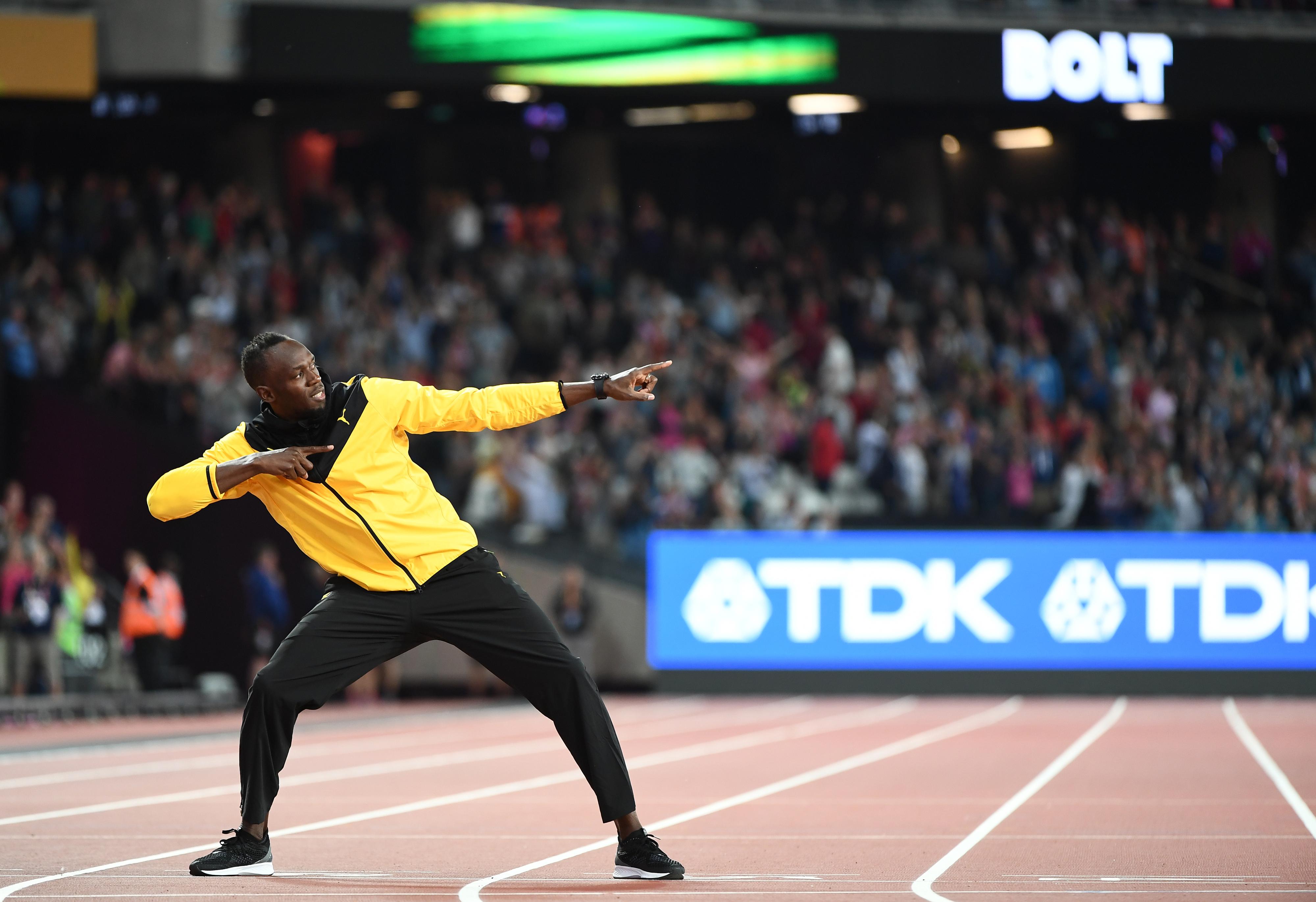 Usain Bolt estreia-se como futebolista dos Central Coast Mariners