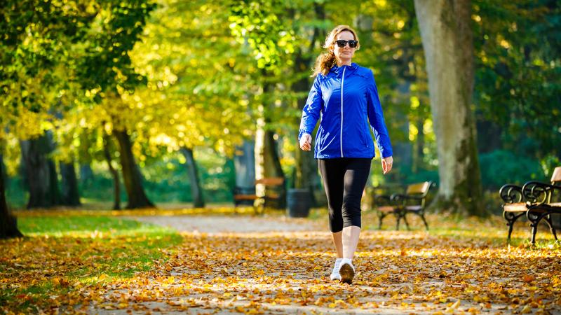 Caminhadas frescas e seguras. Não deixe que o calor estrague os seus passeios a pé