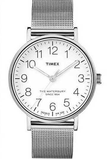 Ganhe relógios da marca Timex