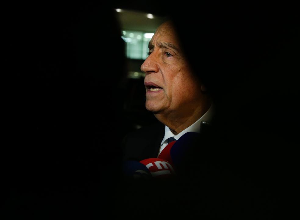 Marcelo Rebelo de Sousa volta a pedir ponderação a quem faz greve