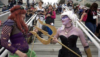 Comic-Con de San Diego: maior celebração da cultura pop junta milhares de fãs