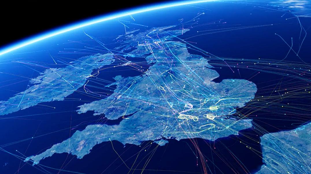 Há excesso de voos nos céus britânicos, avisam controladores aéreos ingleses
