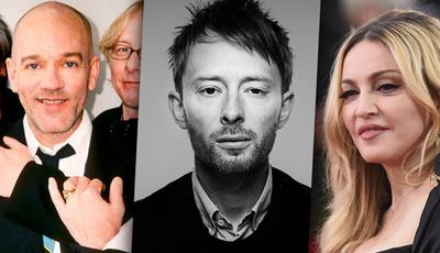 De Madonna aos Radiohead: as canções que os artistas odeiam cantar