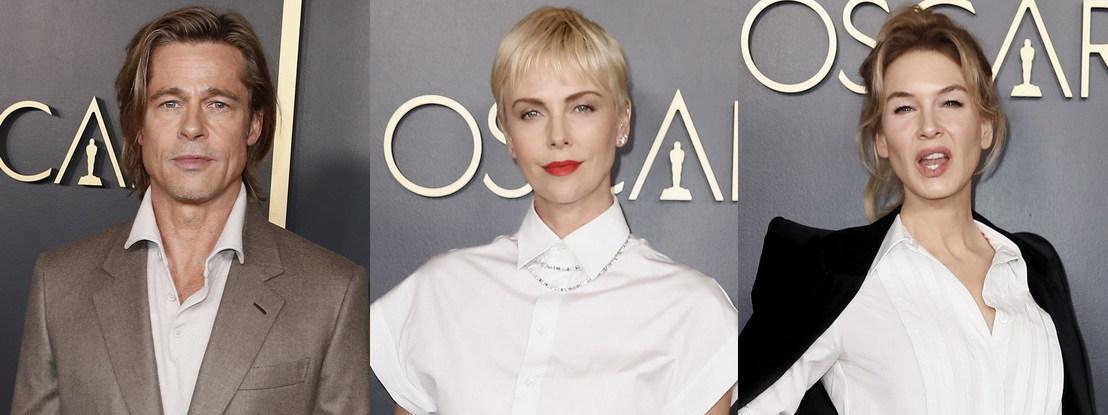 Óscares: nomeados juntam-se em almoço informal antes da grande festa