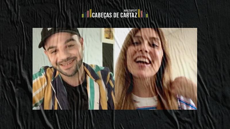 """""""Cabeças de Cartaz"""": a nova rubrica do SAPO Mag para um verão sem festivais. Veja aqui a estreia com Ana Bacalhau"""