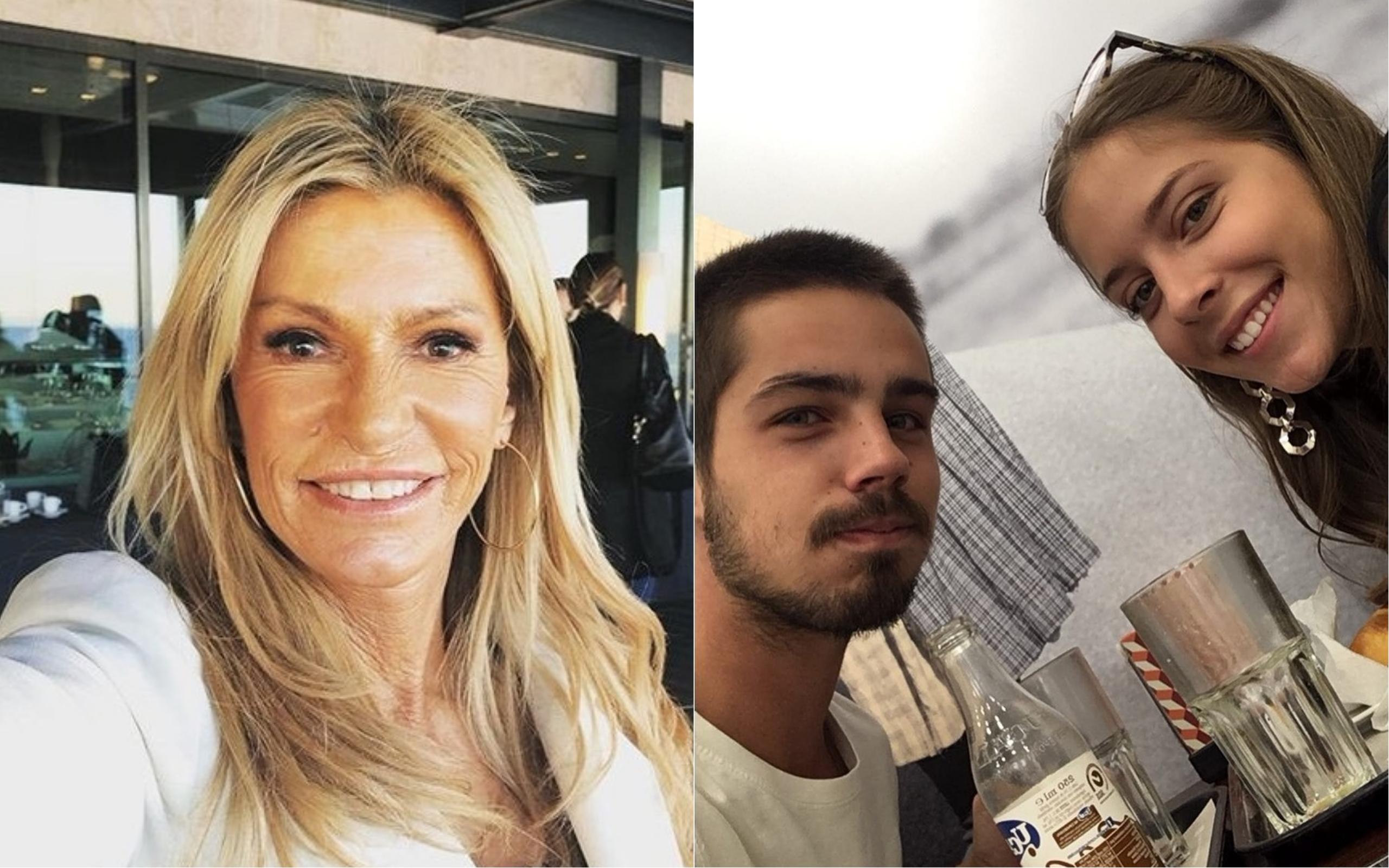 Cinha Jardim confirma namoro de Sara Carreira com elemento dos ÁTOA