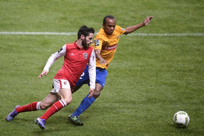 SC Braga vence Estoril aproxima-se do FC Porto