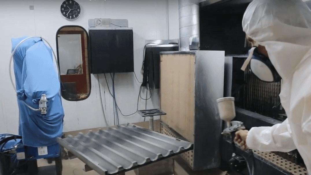 Portugueses criam robot pintor que colabora com humanos