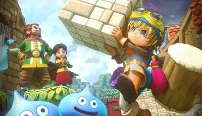 Dragon Quest Builders só no Outono