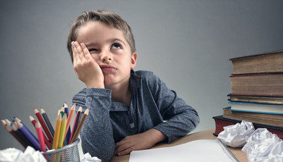 'Plano de ataque' para crianças com falta de concentração