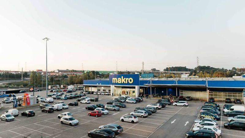 Agora vai poder fazer compras na Makro. Está aberta a todos