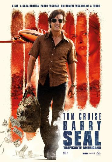 """""""Barry Seal: Traficante Americano"""": ganhe convites para antestreias"""