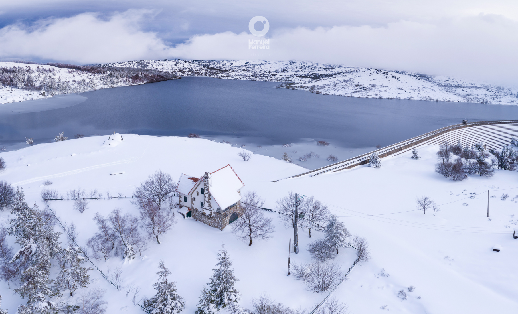 25 fotografias que mostram a magia da Serra da Estrela durante o inverno