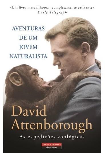 """Ganhe o livro de David Attenborough """"Aventuras de um Jovem Naturalista"""""""