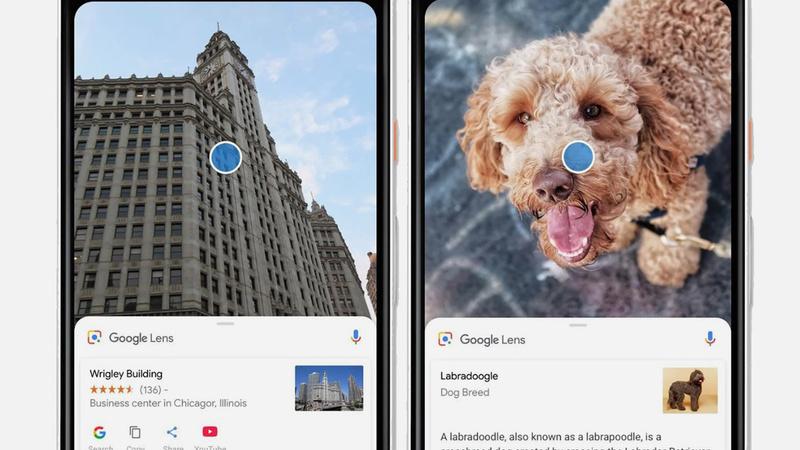 Aplicação Lens da Google pode ser atualizada com novas funcionalidades de realidade aumentada