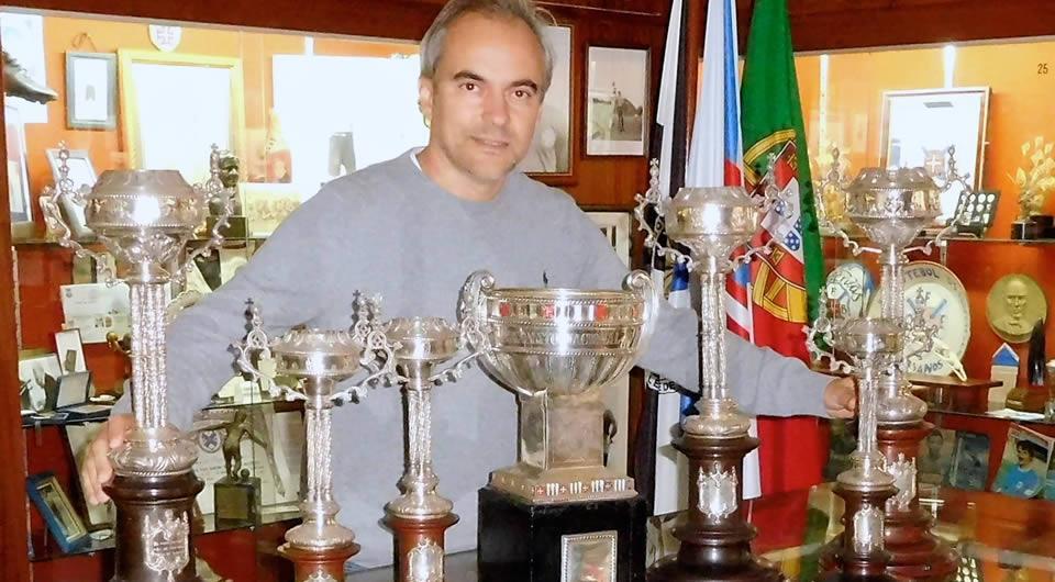 Belenenses reclama mais três títulos de campeão nacional de futebol