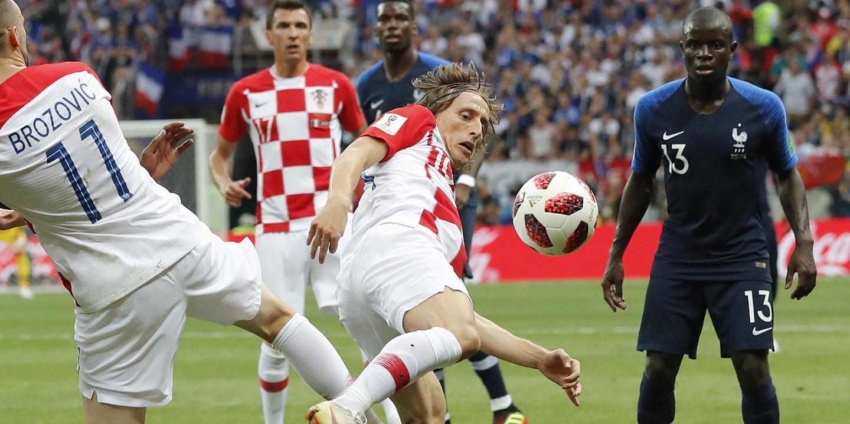Modric lidera convocatória da Croácia para jogo particular com Portugal