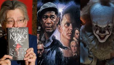 Stephen King faz 70 anos: As melhores adaptações do escritor ao cinema