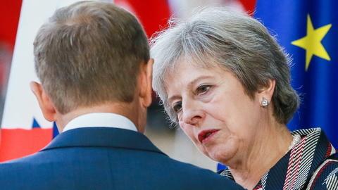 Primeira-ministra britânica quer saber verdade sobre homicídio de Khashoggi