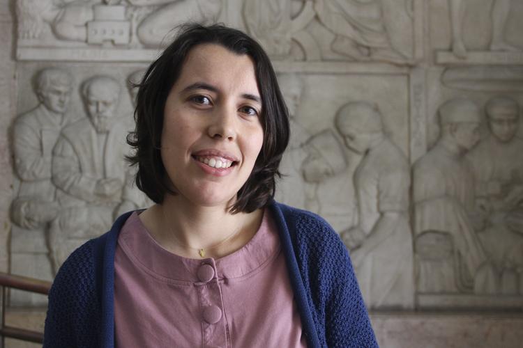 Ana Rita Silva, investigadora da FPCEUC