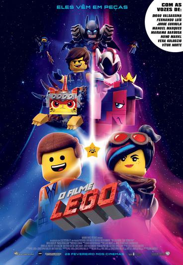 """""""O Filme LEGO 2"""": ganhe convites para as antestreias"""