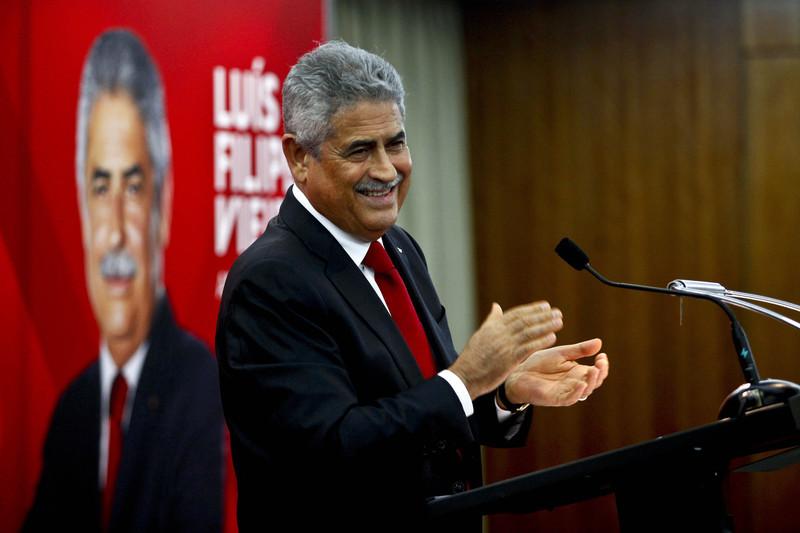 """Luís Felipe Veira deixa a receita: """"Mais resultados e menos conversa"""""""