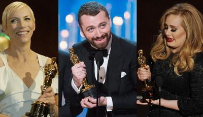 Estes grandes nomes da música pop já ganharam Óscares