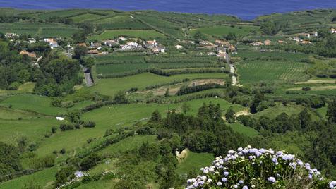 Açores, natureza em estado bruto