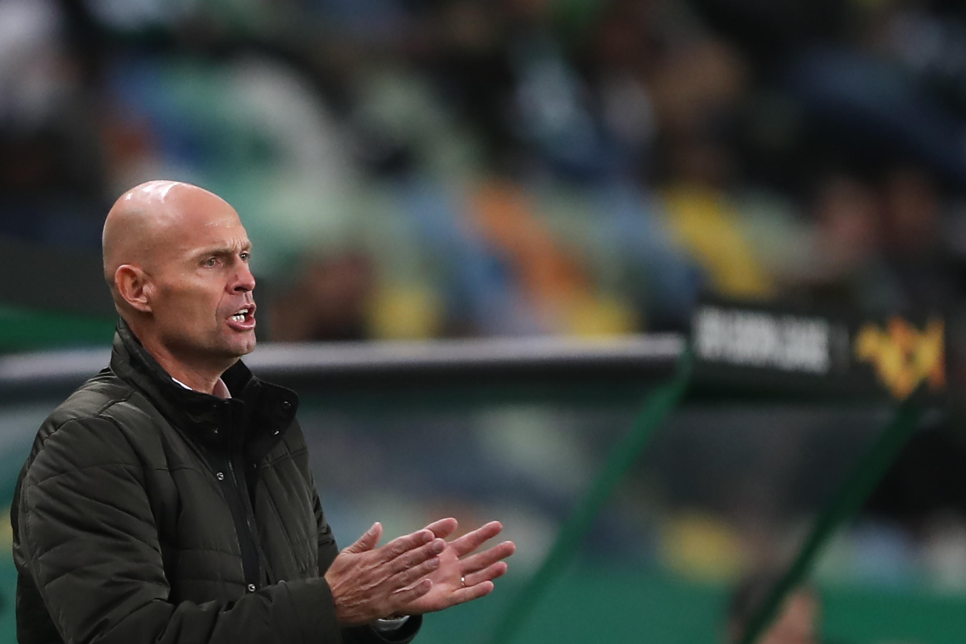 """Marcel Keizer: """"Os treinadores em Portugal são bons a organizar as equipas. Acho que o Nacional vai jogar bom futebol"""""""
